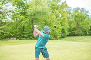 ゴルフのトップオブスイング