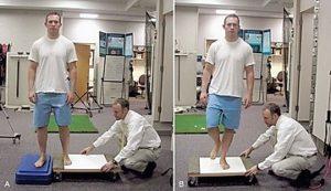 摂動トレーニングの実施例