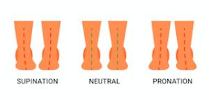 足のアライメント