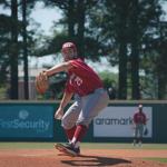 野球のピッチャー