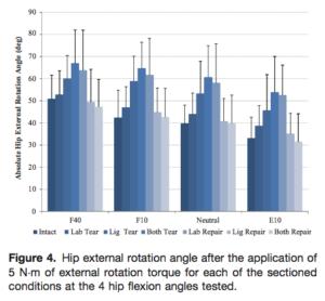 股関節の周辺組織の損傷による安定性への影響