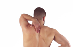 首と肩の痛み