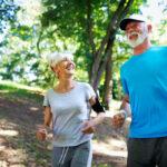 高齢者ジョギング
